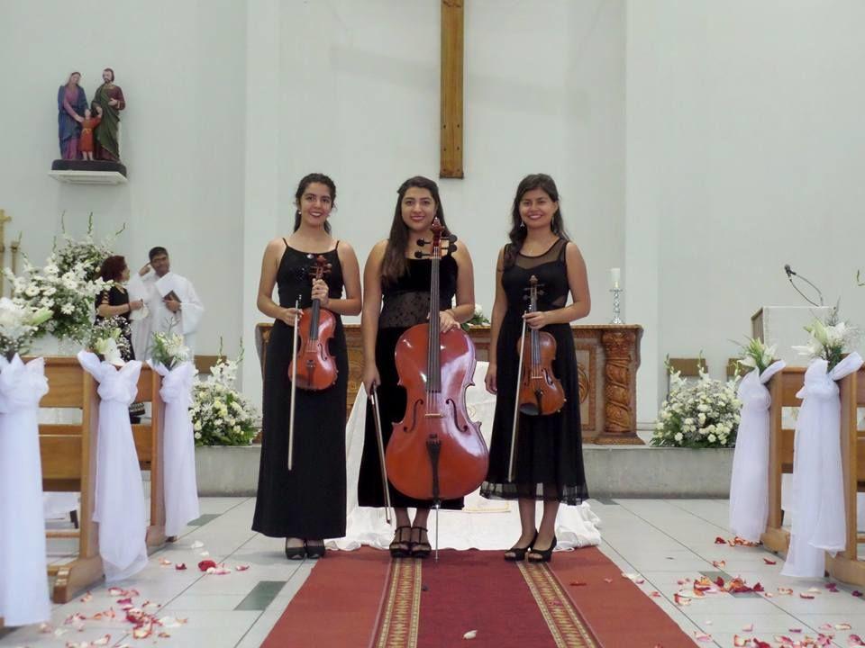 """Cuarteto """"Crescendo"""""""