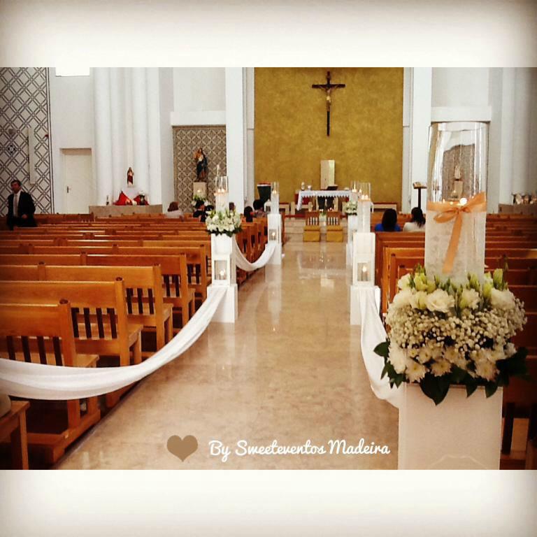 Decoração igrejas