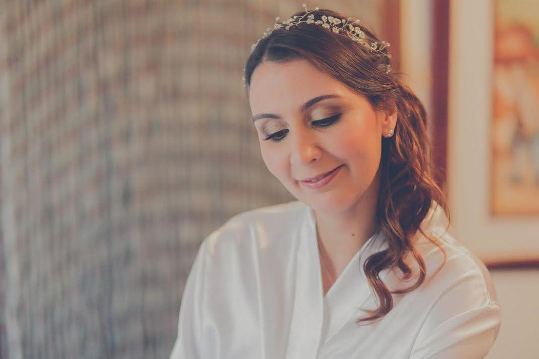 Diana Mora- Makeup & Hair. Foto: David Ossa