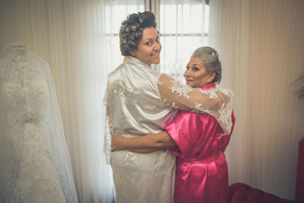 Studio Bride Créditos: Noivos Roseli e Fábio Photo: Alexandre Julião