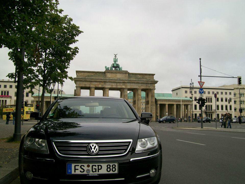 Beispiel: VW Limousine, Foto: G&P Limousinenservice.