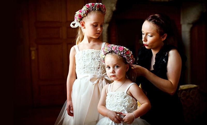 Beispiel: Fotos von den Hochzeitsgästen, Foto: raman weddings.