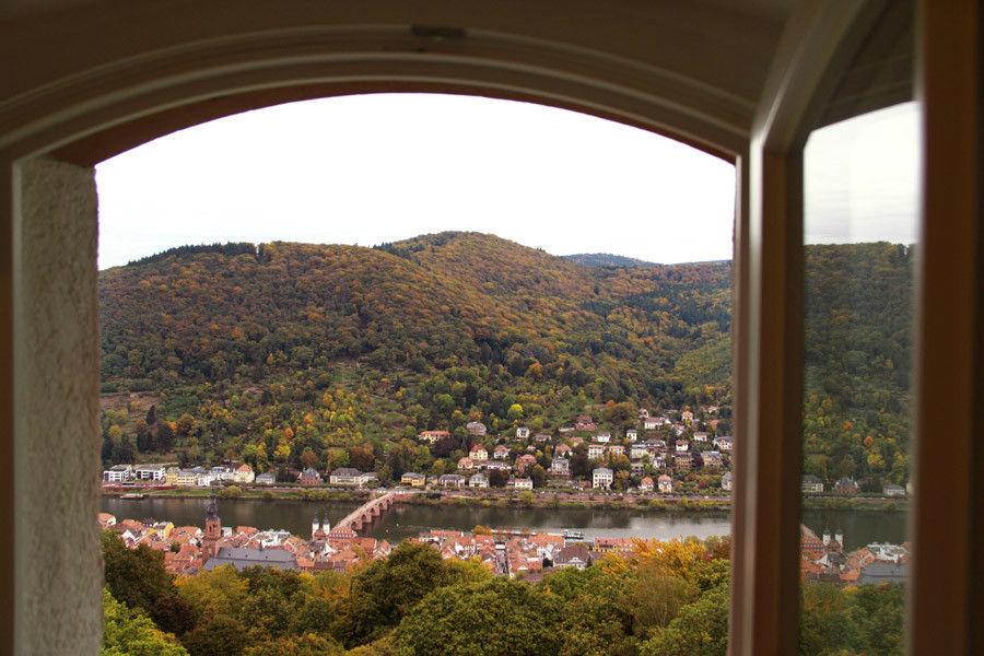 Beispiel: Aussicht, Foto: Schlosshotel Molkenkur.