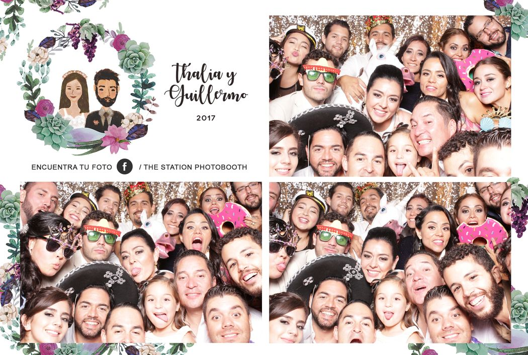 The Station Photobooth