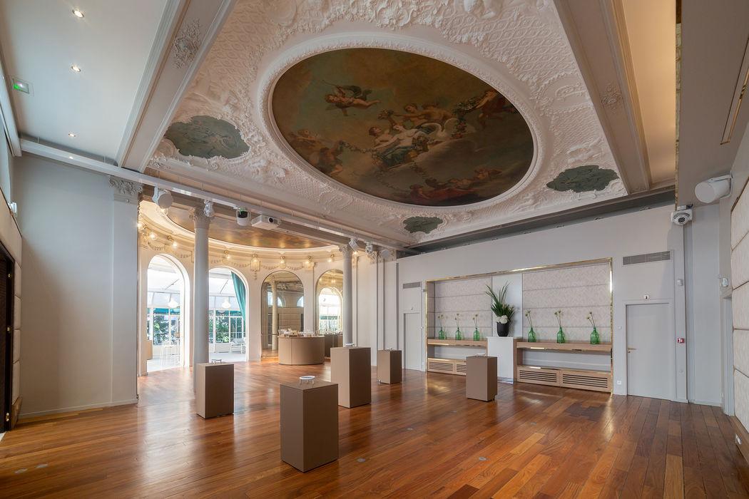 Pavillon Élysée - L' Instant Té