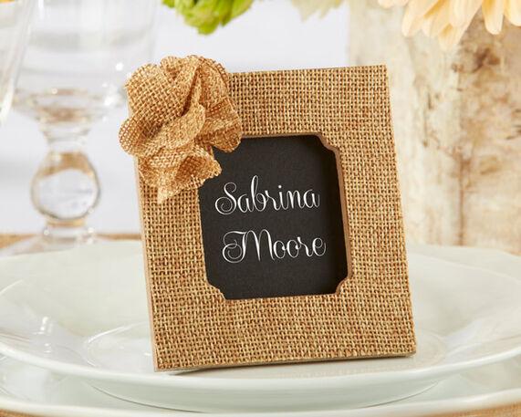 Más para tu boda temática rústica & campestre