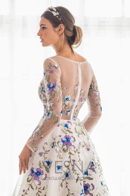 Свадебное платье Альбертина