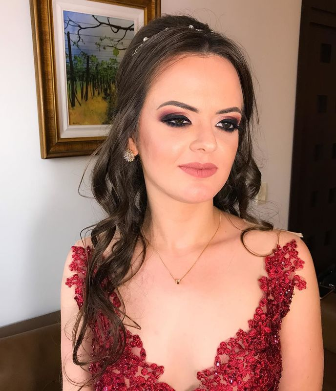Mariana Ramos Maquiadora