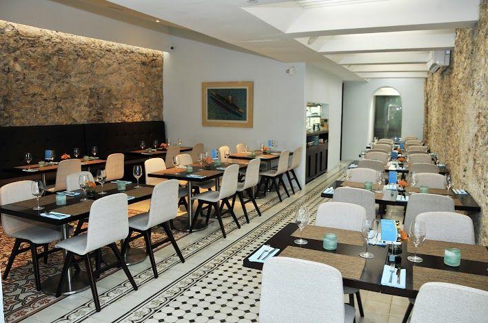 Restaurante Agua de Mar