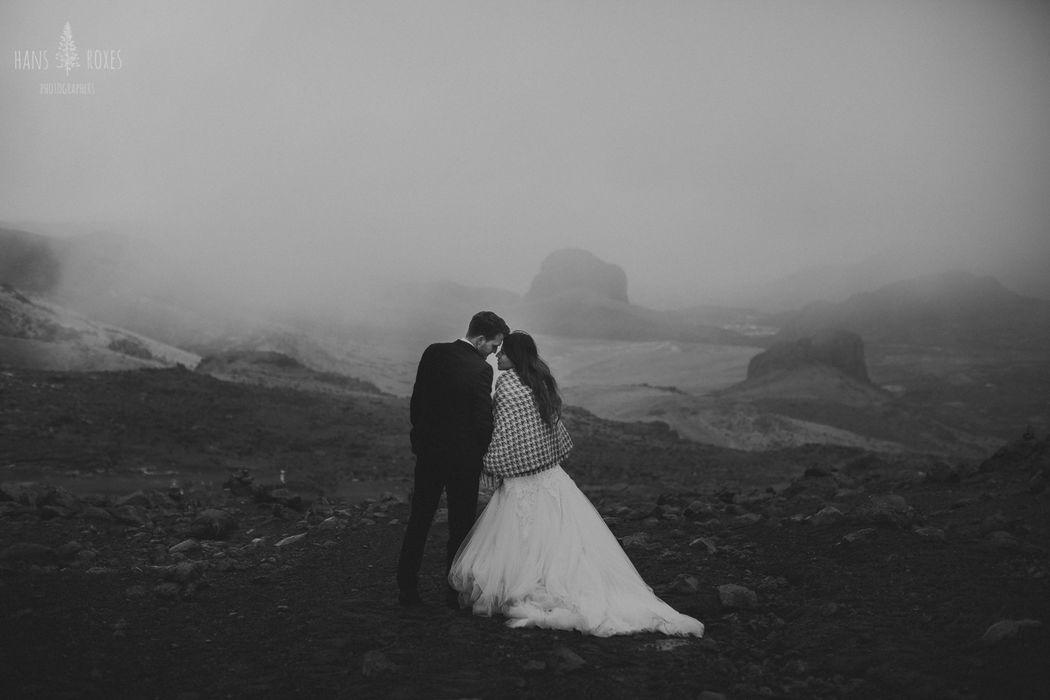 Post boda a más de 5000 msnm
