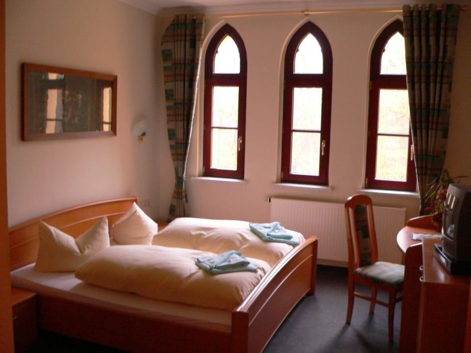 Beispiel: Hotelzimmer, Foto: Schloss Kropstädt.