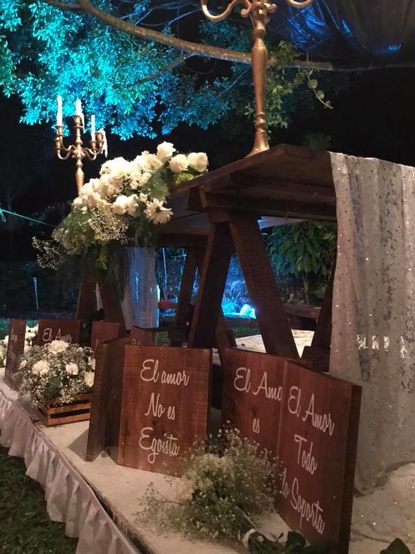El Vivero Jardín De Eventos