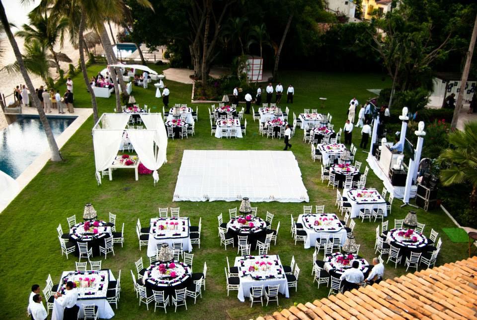 Caio Tres Catering & Eventos en Puerto Vallarta.  Caio Tres Catering & Eventos