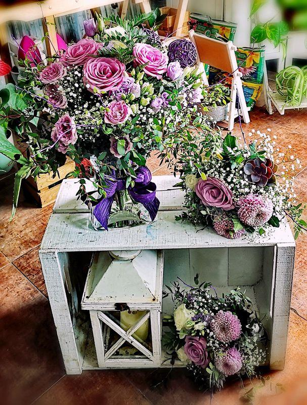 Floristería Violeta