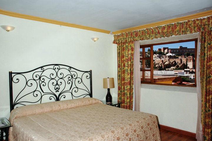 Hotel La Finca del Minero en Zacatecas