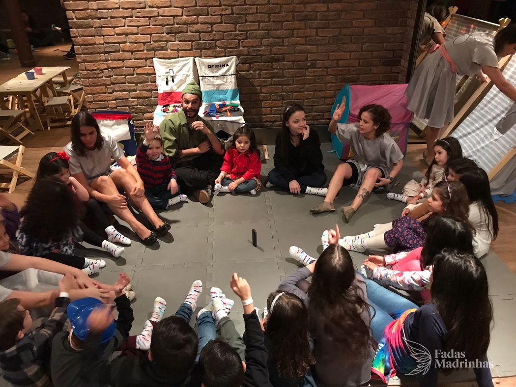 Fadas Madrinhas |Recreação Infantil