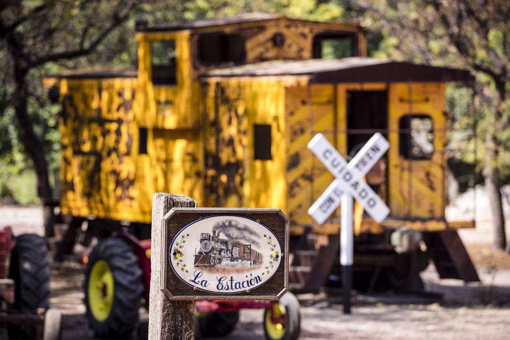 Cabus tren