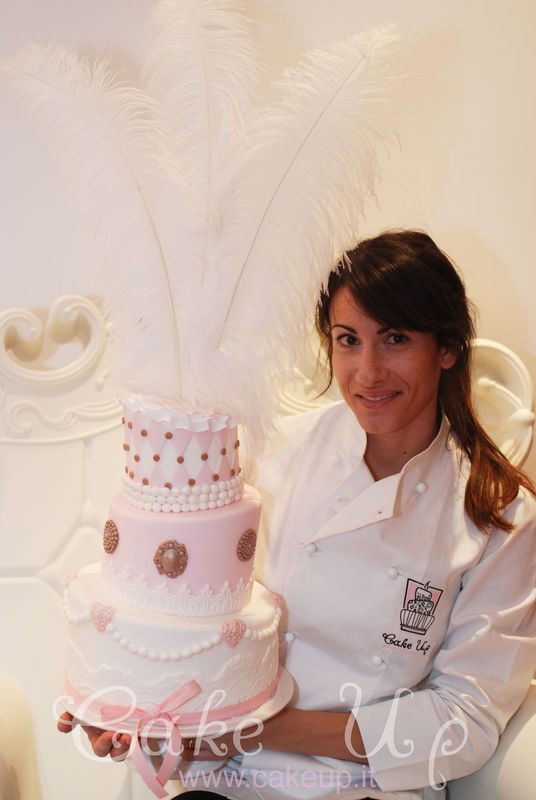 Cake Up - luxury cakes
