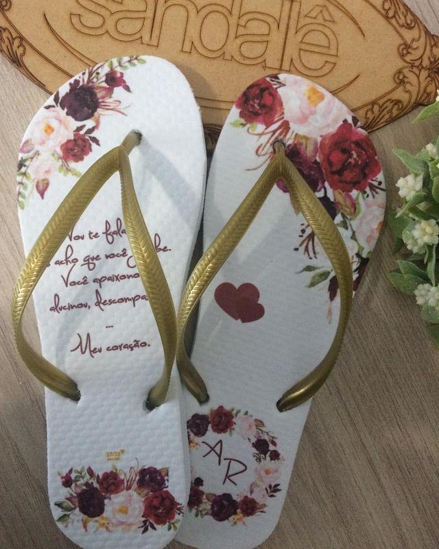 Sandallê Chinelos