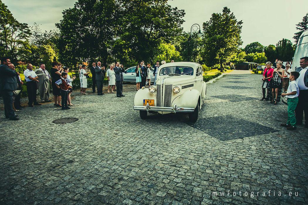 MWFotografia Studio - reportaż ślubny