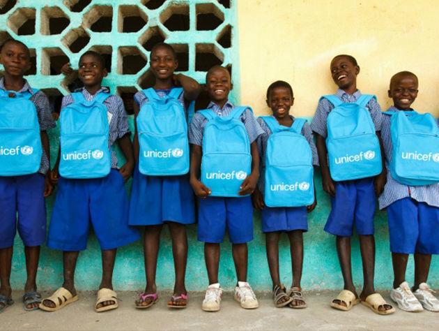 UNICEF Invitaciones
