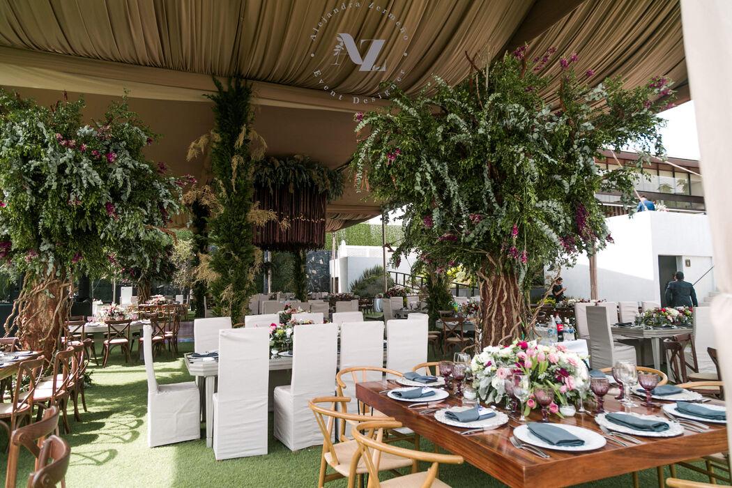 Alejandra Zermeño Design & Wedding Planner