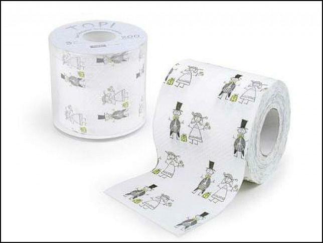 Beispiel: Toilettenpapier, Foto: Kreativ-Ideen.ch