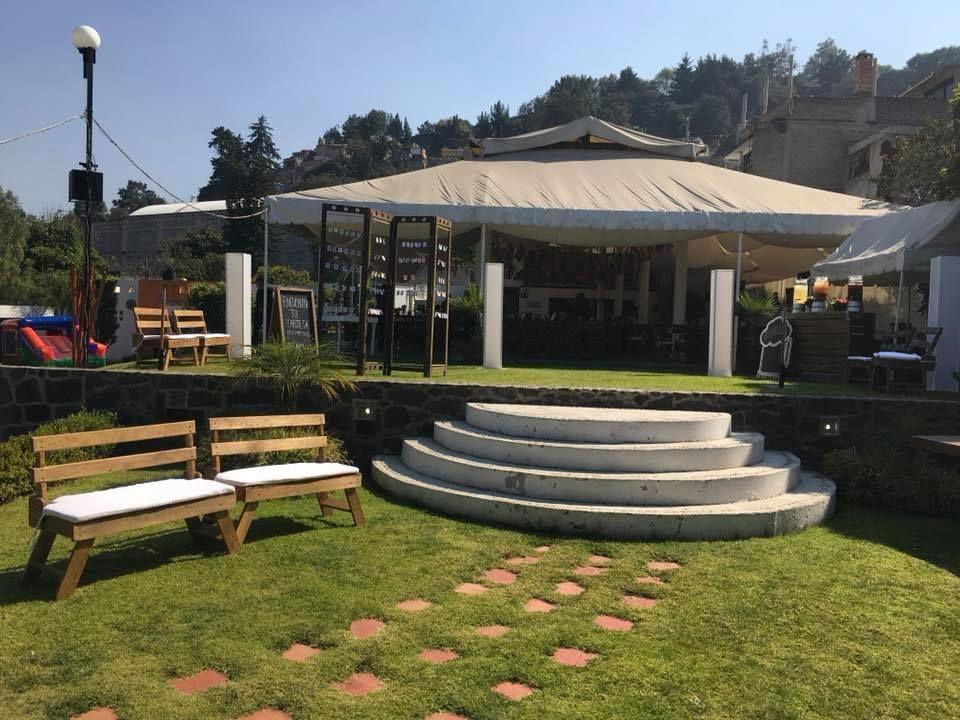 Jardín de Fiestas Aztlán