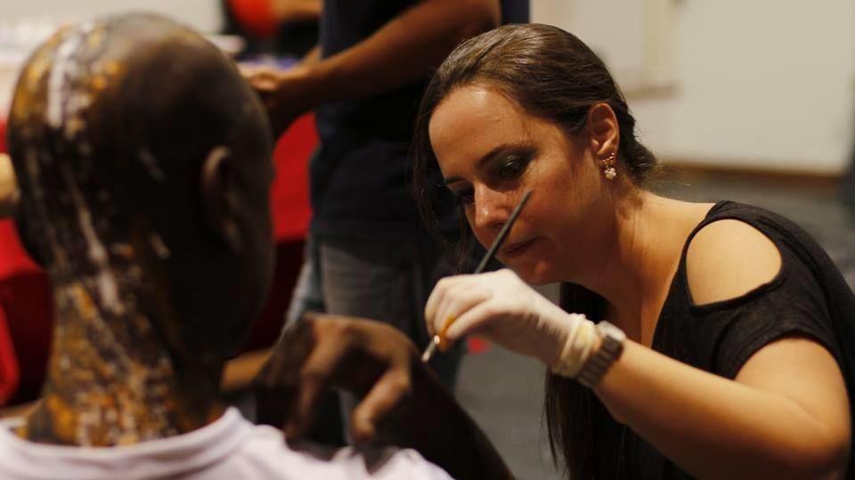 Deborah Goldwasser - Make Up