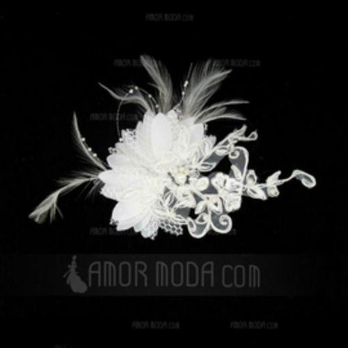 Beispiel: Kopfschmuck, Foto: AmorModa.