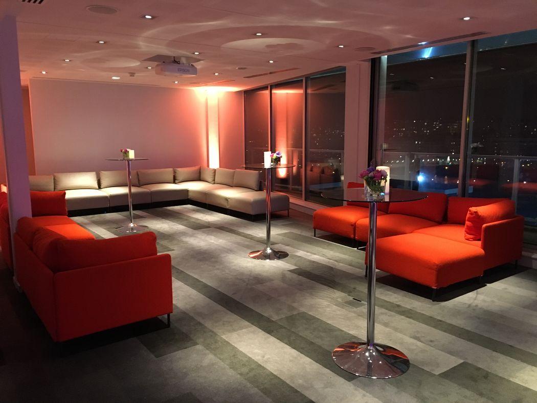 Espace Cocktail ou Lounge