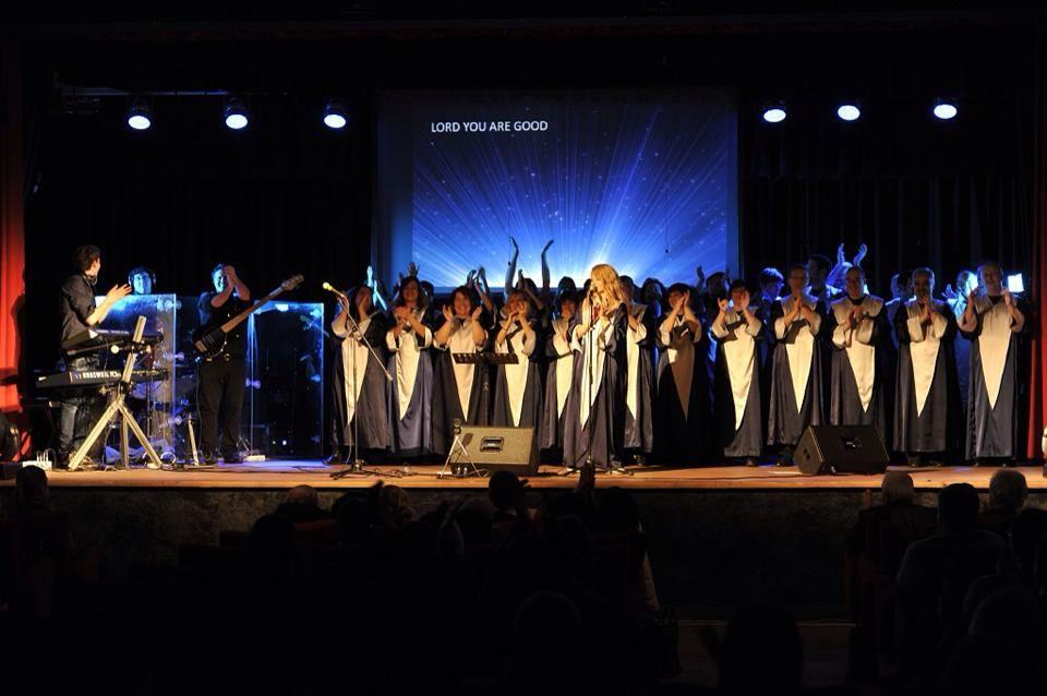 Coro Gospel & Spirituals Notenere