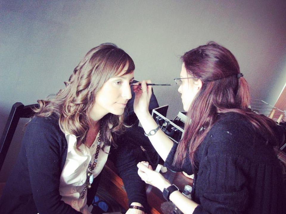 Nina prat make up