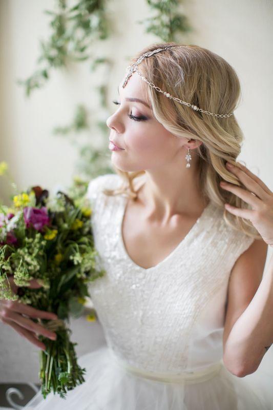 Свадебный стилист Анна Голубчикова