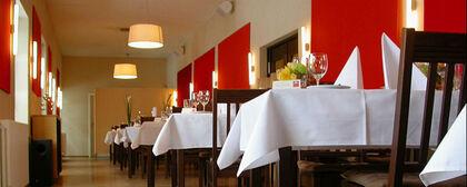 Beispiel: Impressionen vom Restaurant, Foto: Gut Sonnenhausen.