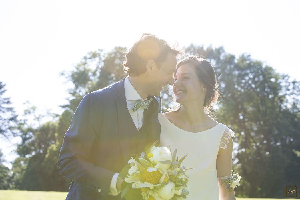 Amédézal® mariage au château de Janzé