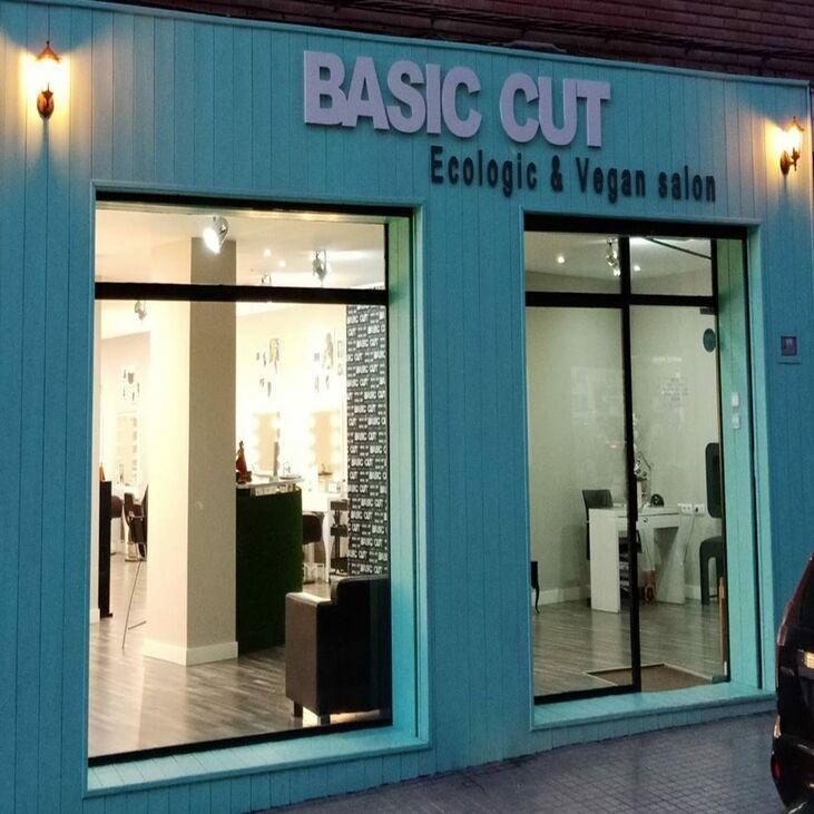Basic Cut Vegan Salon