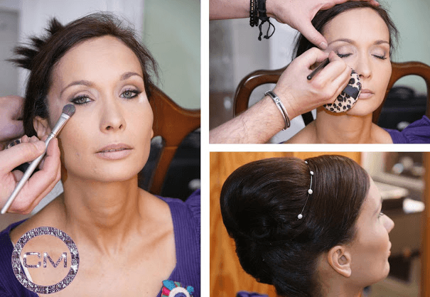 La Caja de Maquillaje especialistas en maquillaje y peluquería de novias.
