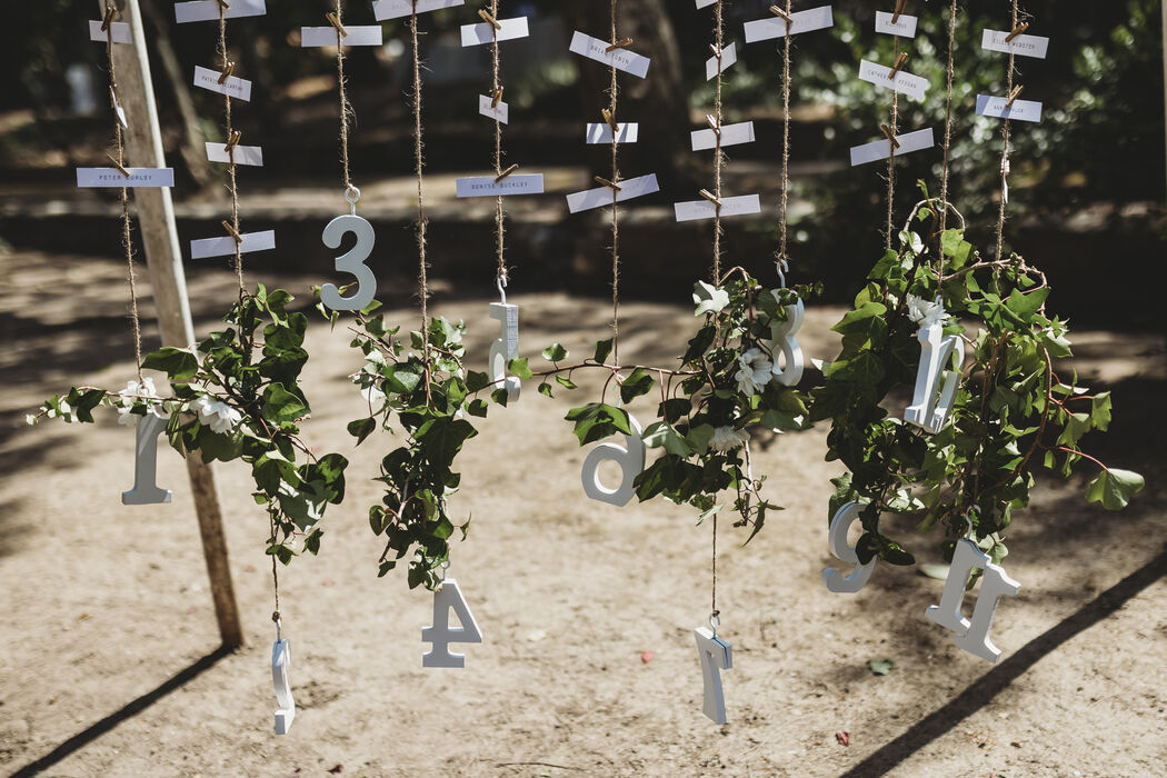 White Dots Wedding Planning