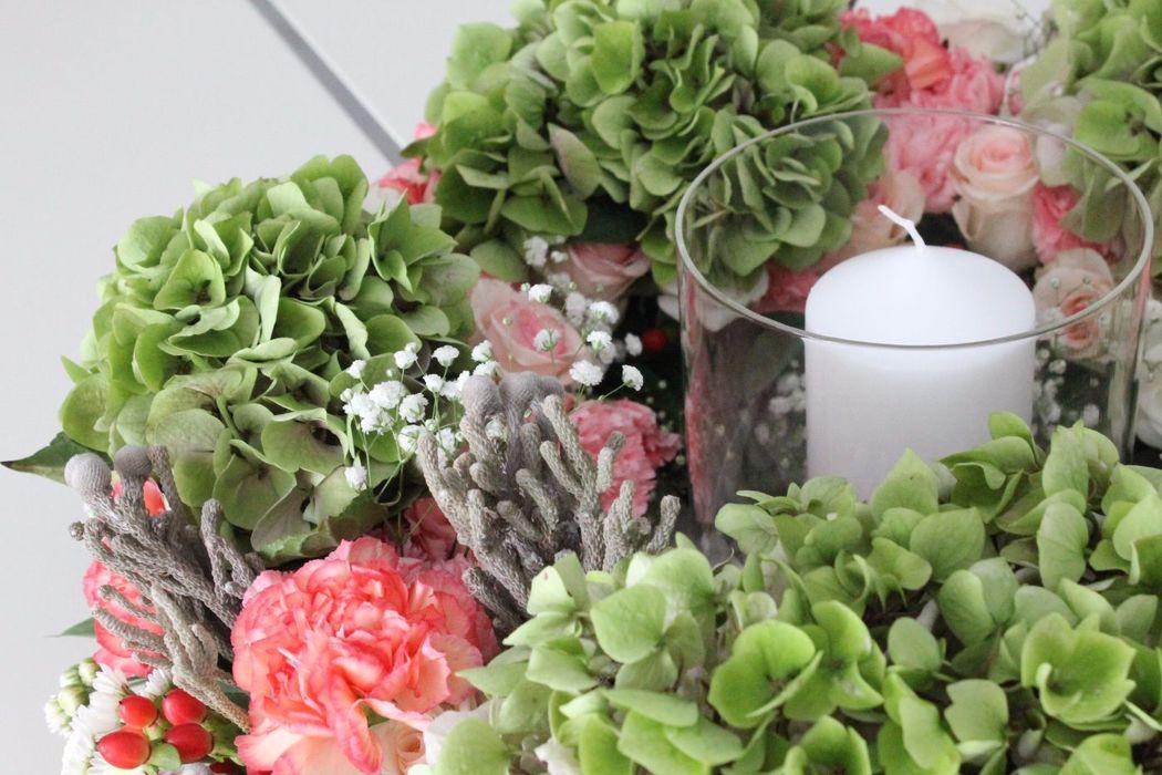 Arranjo Floral Happy Day