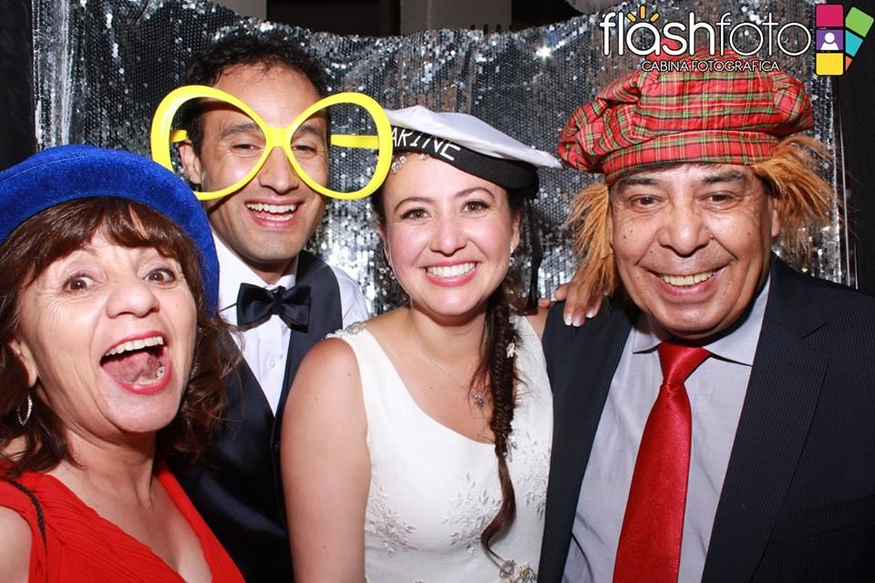 Flash Foto Cabina