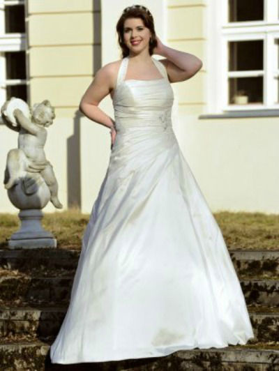 Beispiel: Brautkleid, Foto: Lasting Moments.