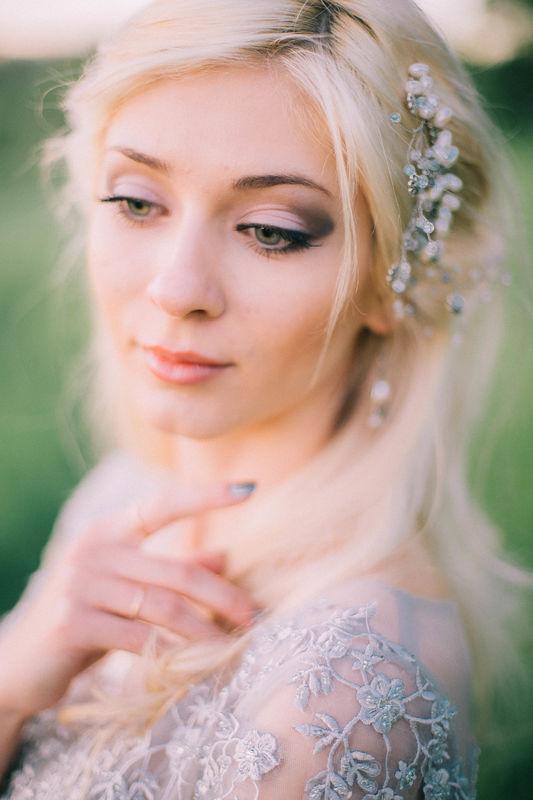 Стилист-визажист Mary Leonova