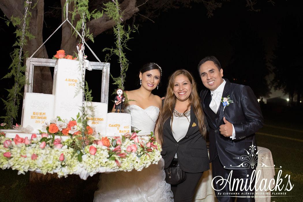 Leslie & Roberto ♥