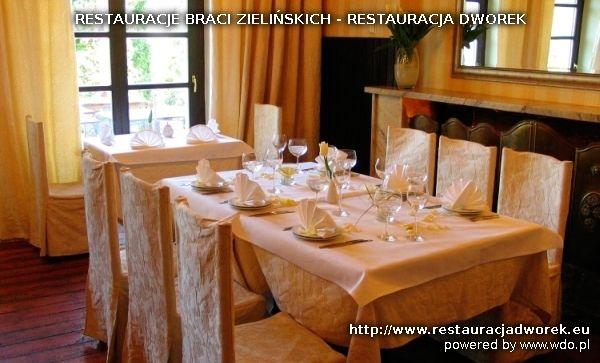 Restauracja Dworek