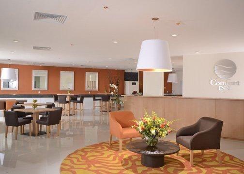 Comfort Inn Santa Fe Bosques