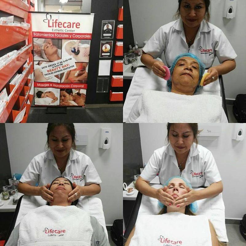 Lifecare Esthetic Center & Salón – Spa