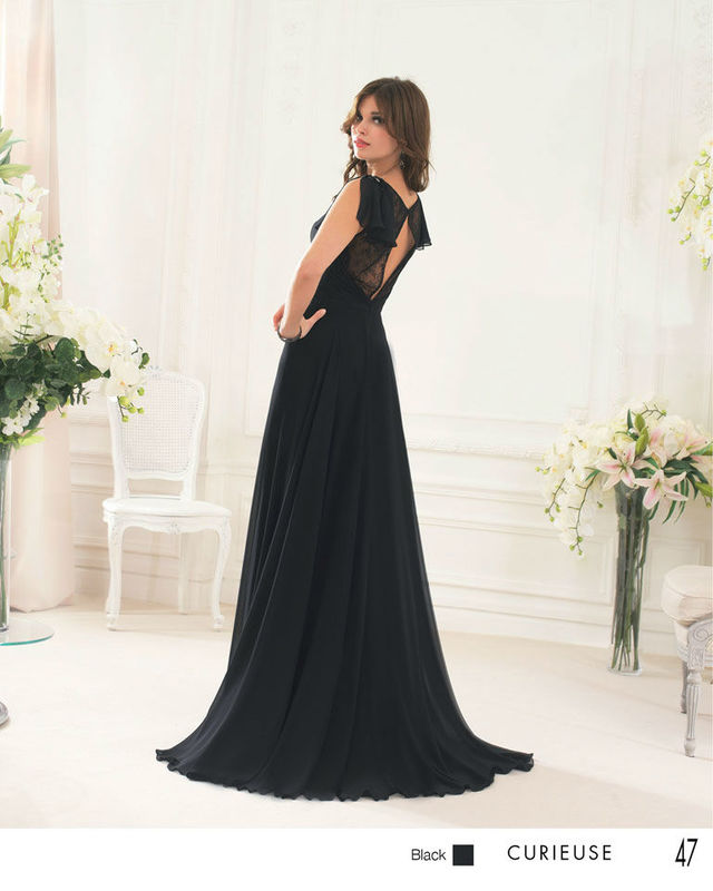 Robe de cocktail par Confidence Mariage