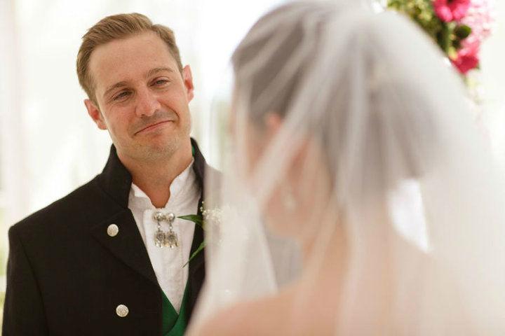 Beispiel: Emotionale Hochzeitsfotos, Foto: Matthias Richter Photography.