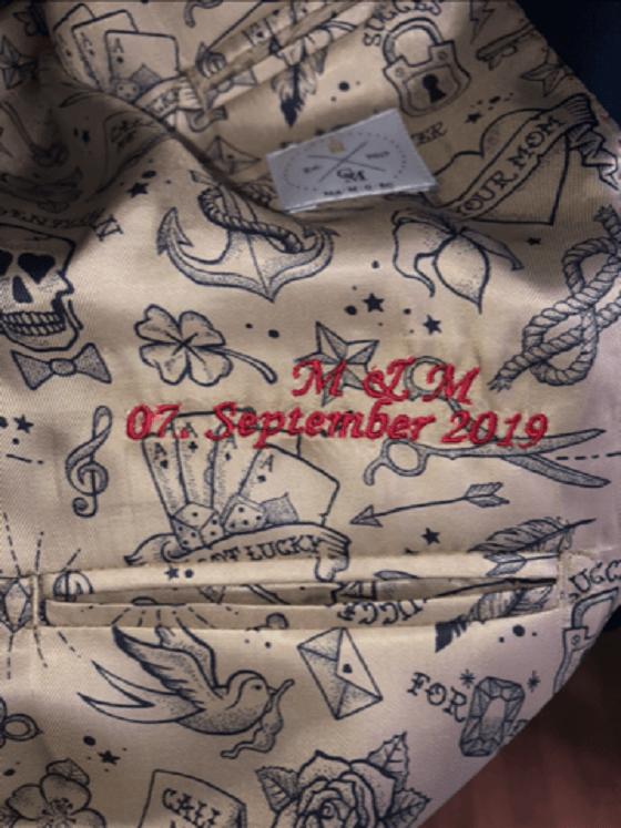 Bespoke Finest Tailoring Est. 2017